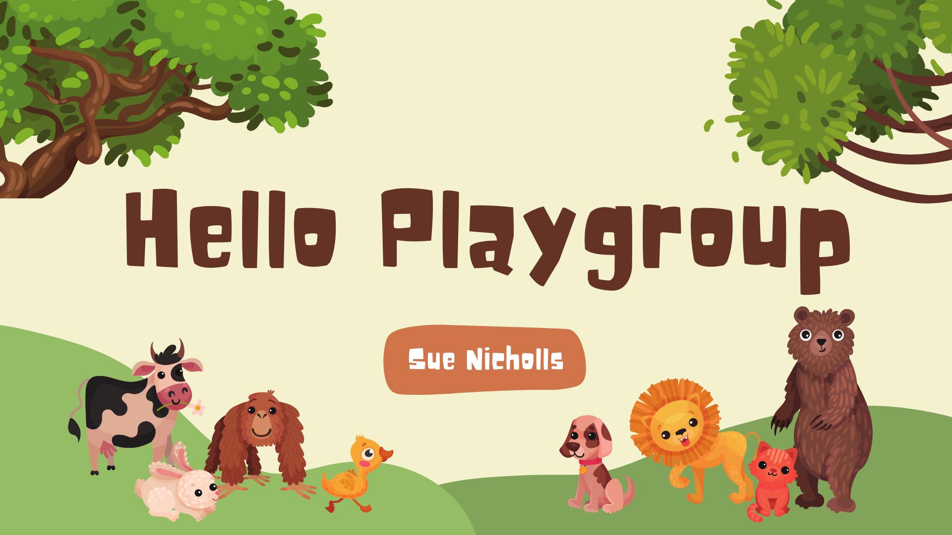 Hello Playgroup